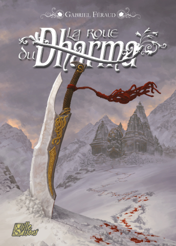 un roman de fantasy hindoue de Gabriel Feraud