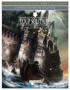 Loup Solitaire - LIVRE DE REGLES