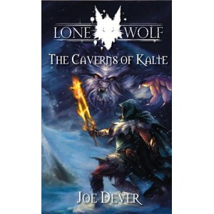 LONE WOLF - Caverns of Kalte
