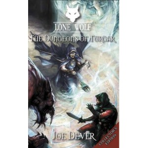 LONE WOLF - The Dungeons of Torgar