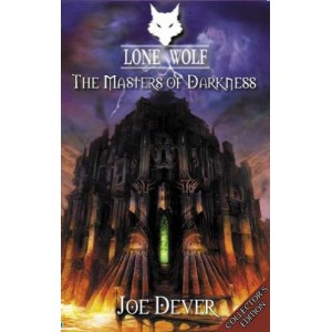 LONE WOLF - The Masters of Darkness