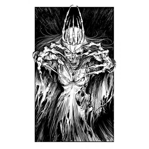 Le Grimoire - La nuit du Nécromancien, livre-jeu