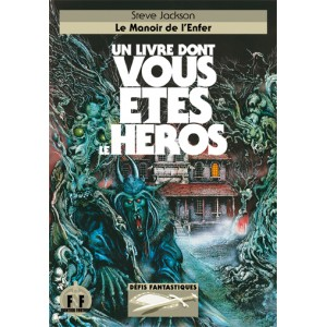 Le Manoir de l'Enfer (8) + CD de la Musique d'Ambiance