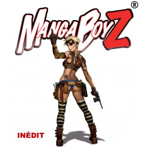 Manga BoyZ - La Révolution Violette