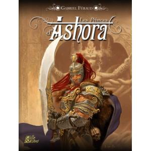 Poster Les Princes d'Ashora