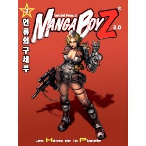 Manga BoyZ - Les Héros de la Planète
