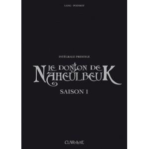 BD Donjon de Naheulbeuk Saison 1 (Intégrale Prestige)
