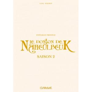 BD Donjon de Naheulbeuk Saison 2 (Intégrale Prestige)