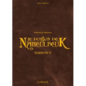 BD Donjon de Naheulbeuk Saison 3 (Intégrale Prestige)