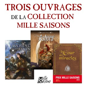 PACK DECOUVERTE MILLE SAISONS