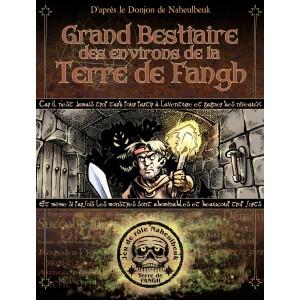 OFFRE ÉCO INFINITE RPG - BESTIAIRE DES ENVIRONS DE LA TERRE DE FANGH