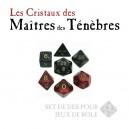 Pierres Maudites - Cristaux des Maîtres des Ténèbres