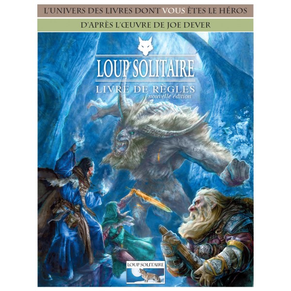 LOUP SOLITAIRE - LONE WOLF en Francais (inédit) - Page 8 133-thickbox